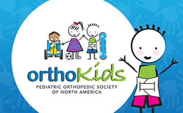 OrthoKids homepage feature