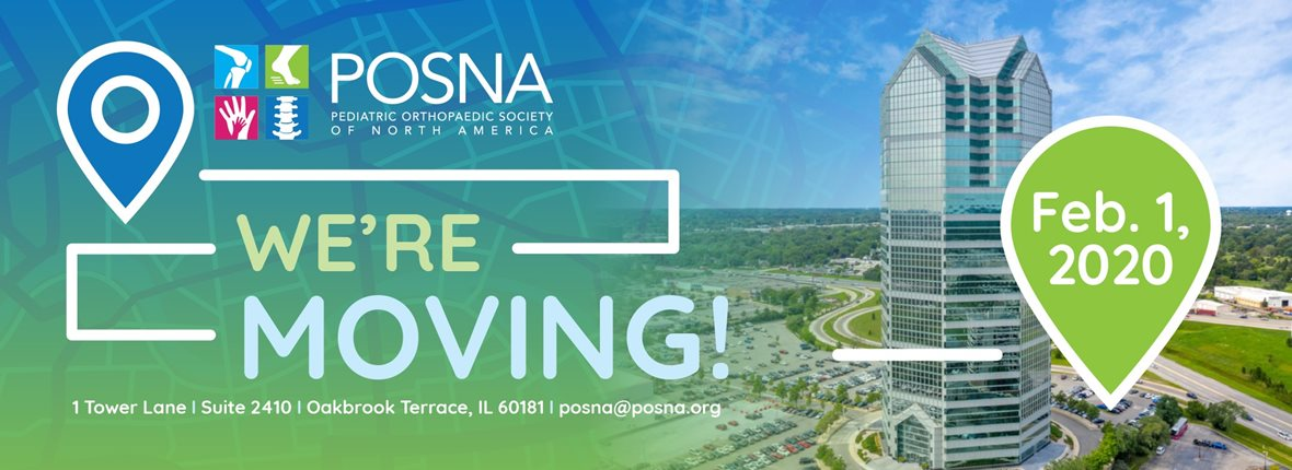 POSNA is Moving
